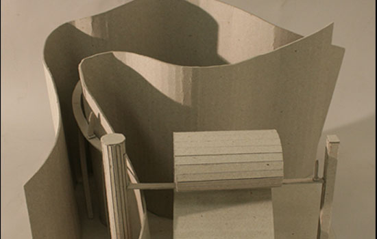 Architectural Model: Perceiving Space